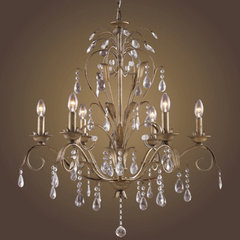 traditional chandeliers by Lowe's