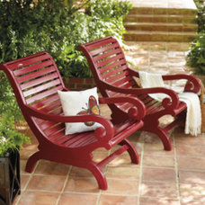 Traditional Outdoor Chairs by Grandin Road