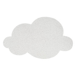 Large Cloud Corkboard - This cloud-shaped corkboard will lift your spirits and keep you organized.