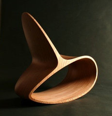 contemporary rocking chairs by odechair.com