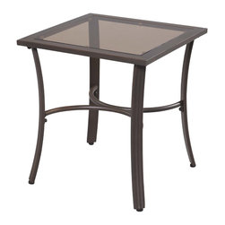 Millbury Side Table - A Home Depot Canada collection.