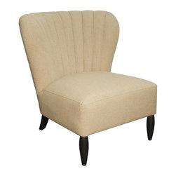 NOIR - NOIR Furniture - Arbon Chair - SOF238 - Features: