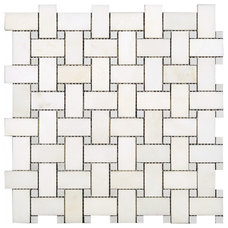 Modern Tile by All Marble Tiles