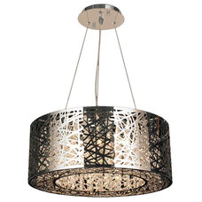 Contemporary Chandeliers by Worldwide Lighting Corporation