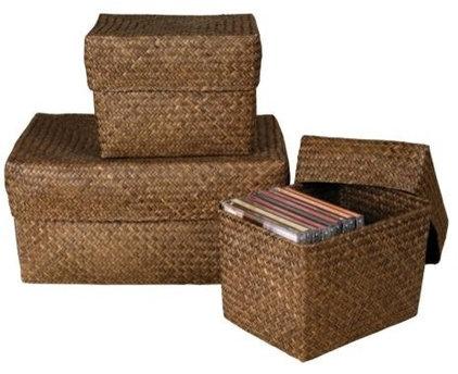 Tropical Decorative Boxes by Lamps Plus