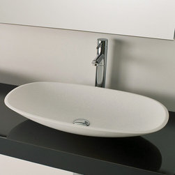 Ambiance Bain | Tempo 25-Inch Vessel Sink -