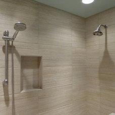 Contemporary Bathroom by Stanley Renovation & Design, Inc.