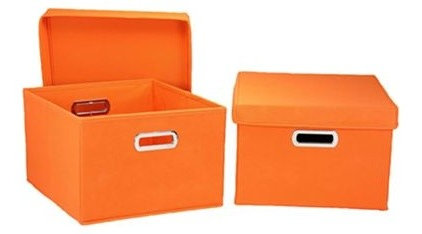 Contemporary Storage Bins And Boxes by JCPenney