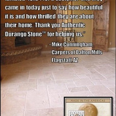 Rustic Wall And Floor Tile by Authentic Durango Stone™