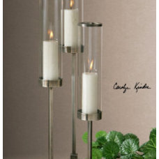 "Modern Candleholders by Santa Monica Bay Lighting Since ""1976"""