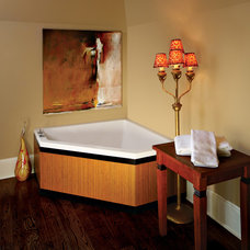 Bathtubs by mtibaths.com