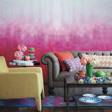 Eclectic Living Room by Bloomingdale's
