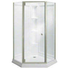 Contemporary Shower Stalls And Kits by Sterling Plumbing