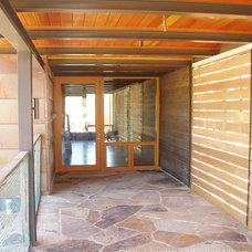 Modern Front Doors by Dynamic Architectural Windows & Doors