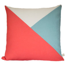 Modern Decorative Pillows by The Artful Mercantile