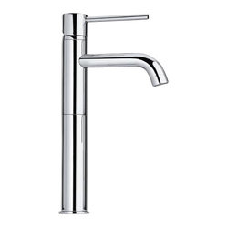 "Whitehaus Whlx78205-Pc 6"" Luxe Single Faucet"