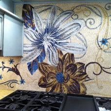 Tile by MozaicoArt