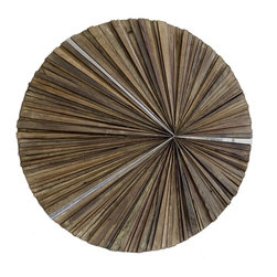 Ferpas Wall Sculpture - Rotsen Furniture - It is common knowledge that Rotsen makes amazing high-end furniture, decorative products and wall art, mainly from felled trees and reclaimed wood slabs. The idea is that trees do not have to be cut down.