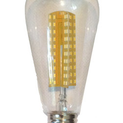 October Design Co. - Antique Replica LED Light Bulbs - DID YOU KNOW? The light bulbs you grew up with are going extinct. January 2014 marked the final phasing out of most incandescent light bulbs in the U.S. This means that the old familiar tungsten-filament incandescent light bulbs are no longer being manufactured or imported into the U.S., because they don't meet federal energy-efficiency standards.