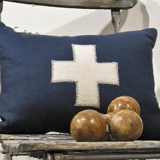 Traditional Decorative Pillows by Seabold Vintage Market