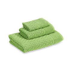 contemporary towels by Bed Bath and Beyond