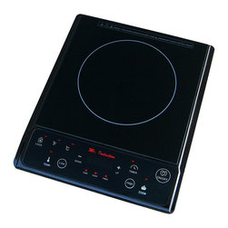Sunpentown - Sunpentown Black 1300-watt Induction Cooktop - Materials: Electronic componentsPower: 1300 wattsInput voltage: 120V/60HzDimensions: 11.81 inches wide x 14.17 inches deep x 2.48 inches high