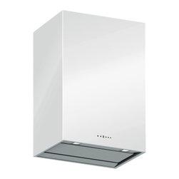 Futuro Futuro 36-inch Lombardy White Wall Range Hood - Type: Wall mount