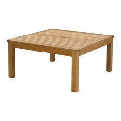 Barlow Tyrie - Haven Teak Square Conversational Table
