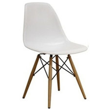 Midcentury Dining Chairs by Contemporary Furniture Warehouse