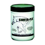 Corta-Flex - Corta-Flex Inc. Corta-Flx Powder Multicolor - 025261 - Shop for Horse Nutrition and Supplements from Hayneedle.com! Help promote a well-balanced diet with Corta-Flex Inc. Corta-Flx Powder. This one-of-a-kind horse supplement powder easily dissolves in water for easy feeding. An elaborate cocktail of vitamins and minerals promote a healthy and balanced diet for your hard working animal.About Bradley Caldwell Inc.On February 1996 Caldwell Supply Company and New Holland Supply merged and a new and unique approach to distribution was created. The result is Bradley Caldwell Inc. a company with more than 100 years of industry experience. Located in the Pocono Mountains of Eastern Pennsylvania its service area covers 17 states and extends from Maine to Michigan to North Carolina. BCI is the only full-line distribution warehouse in the region with more than 30 000 products in six distinct categories - pet equine farm & home lawn & garden pond and wild bird. BCI cares about its customers and works hard every day to improve its retailers' position and profitability within the marketplace. Bradley Caldwell Inc. sets itself apart from the competition with its industry experience outstanding selection of product competitive pricing and commitment to excellence and 100 percent satisfaction in customer service.