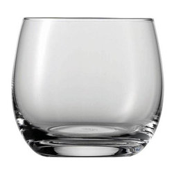 Schott Zwiesel Tritan Banquet Double Old Fashioned Glasses - Set of 6 - Even the most discerning tastes will appreciate the clean and classic Schott Zwiesel Tritan Banquet Double Old Fashioned Glasses - Set of 6. The amazing beauty of the durable, scratch-resistant clear glass adds the touch of elegance you demand in your bar.About Fortessa, Inc.You have Fortessa, Inc. to thank for the crossover of professional tableware to the consumer market. No longer is classic, high-quality tableware the sole domain of fancy restaurants only. By utilizing cutting edge technology to pioneer advanced compositions as well as reinventing traditional bone china, Fortessa has paved the way to dominance in the global tableware industry.Founded in 1993 as the Great American Trading Company, Inc., the company expanded its offerings to include dinnerware, flatware, glassware, and tabletop accessories, becoming a total table operation. In 2000, the company consolidated its offerings under the Fortessa name. With main headquarters in Sterling, Virginia, Fortessa also operates internationally, and can be found wherever fine dining is appreciated. Make sure your home is one of those places by exploring Fortessa's innovative collections.