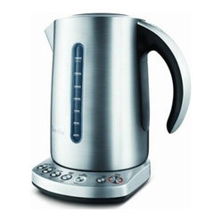 Breville Brushed Stainless Variable Temperature Tea Kettle