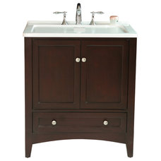 Traditional Bathroom Vanities And Sink Consoles by Stufurhome