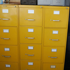 Eclectic Filing Cabinets by oh, hello friend