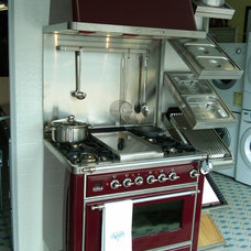 Contemporary Gas Ranges And Electric Ranges by EuroChef USA