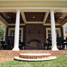 Traditional Patio by WESTWOOD
