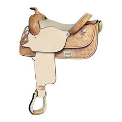 Saddlesmith Craig Johnson Reining Saddle