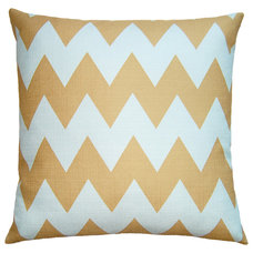 contemporary pillows by Square Feathers
