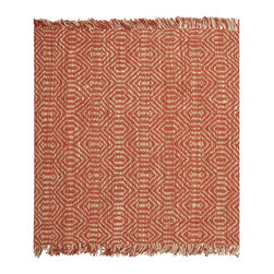 Safavieh - Safavieh Natural Fiber Casual Rug X-9-A544FN - Hand-woven with natural fibers, this casual area rug is innately soft and durable.  This densely woven rug will add a warm accent and feel to any home.  The natural latex backing adds durability and helps hold the rug in place.