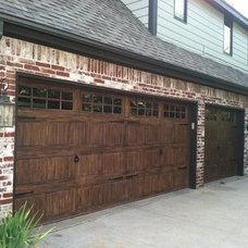 Traditional Front Doors by Overhead Door Company