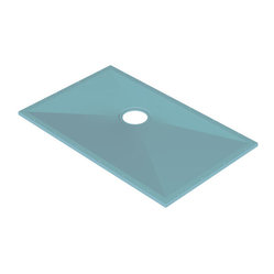"Tuff-Form 21027 Shower Base 51-1/4"" x 32-1/4"""