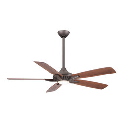 "Minka Aire - Minka Aire F1000-ORB 52"" LED Ceiling Fan With LED - Minka Aire F1000-ORB 52"" LED Ceiling Fan With LED"