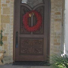 Front Doors by Texas Door & Trim, Inc.