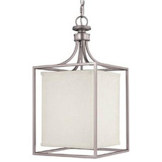 transitional pendant lighting by Shades of Light
