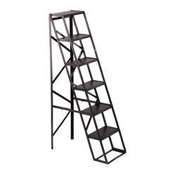 Aberdeen Iron Display Ladder
