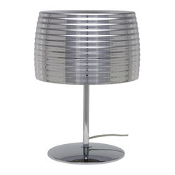 Chromium Table Lamp