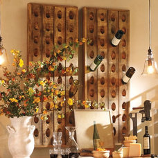 Traditional Wine Racks by Pottery Barn