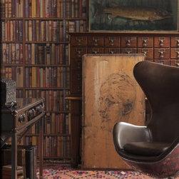 Library Wallpaper -