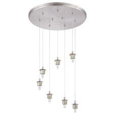 Holder 7-Light Pendant Lamp