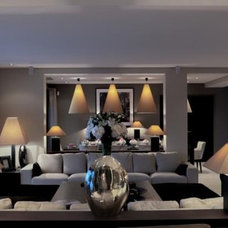 Contemporary Living Room by Riva Cantù Tailor Made